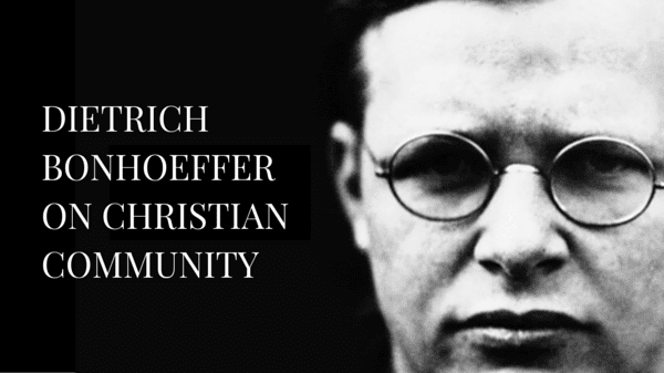 Detrich Bonhoeffer quotes