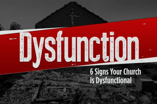 dysfunctional churches