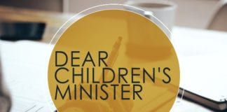 childrens minister