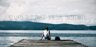 spiritual uncertainty