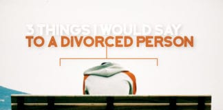 divorced marriage