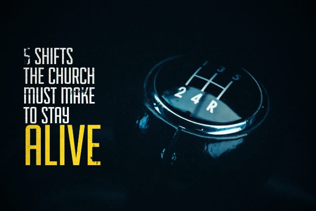 church shift alive