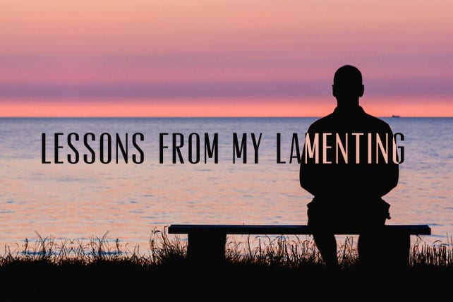 Lamenting lessons
