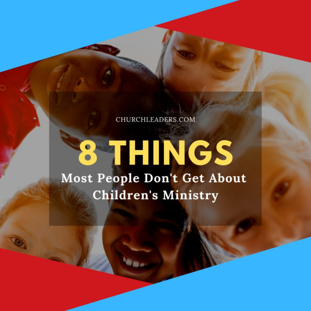 about children's ministry