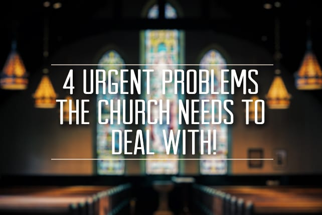 Urgent Problems church