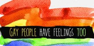 Gay People Have Feelings
