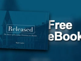 Free resources for outreach missions churchleaders free ebook released by matt carter fandeluxe Gallery