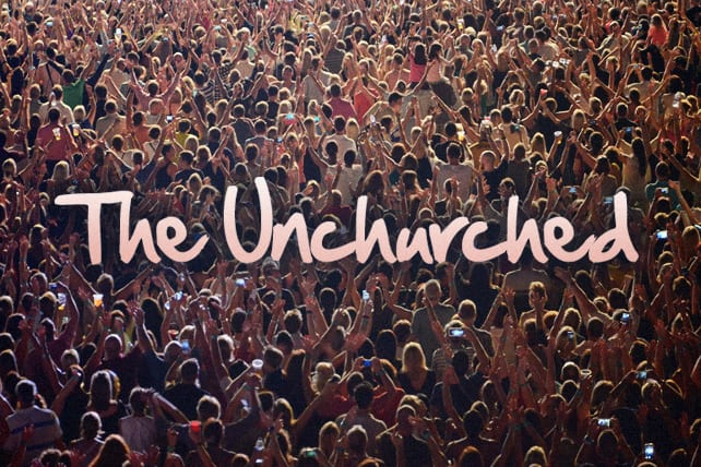 Unchurched People Today