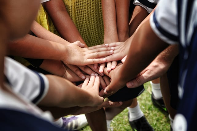 Reaching Families During Busy Sports Schedules