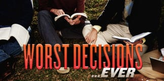 Worst Small Group Ministry Decisions