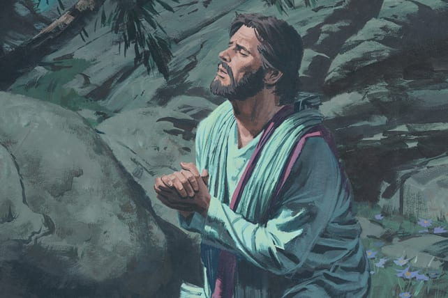 What Really Happened in the Garden of Gethsemane