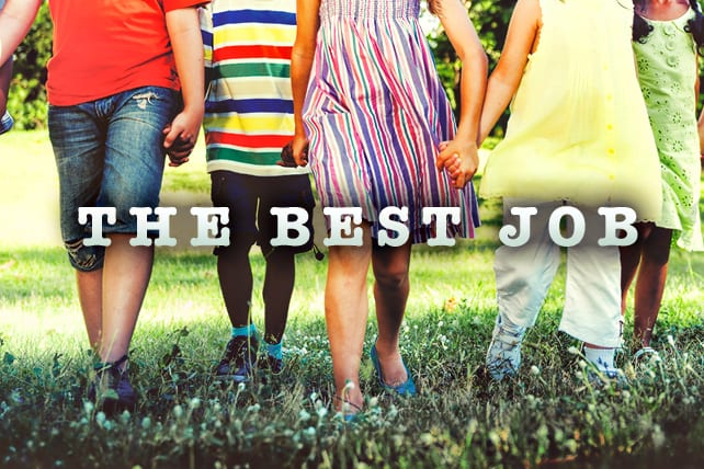 10 Reasons Youth Ministry Might Be the Best Job Out There