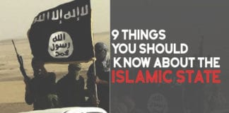 9 Things You Should Know About Islamic State