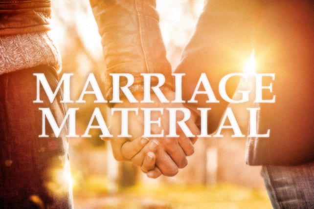 6 Signs He or She Isn't Marriage Material