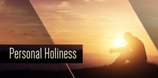 Recovering the Priority of Personal Holiness
