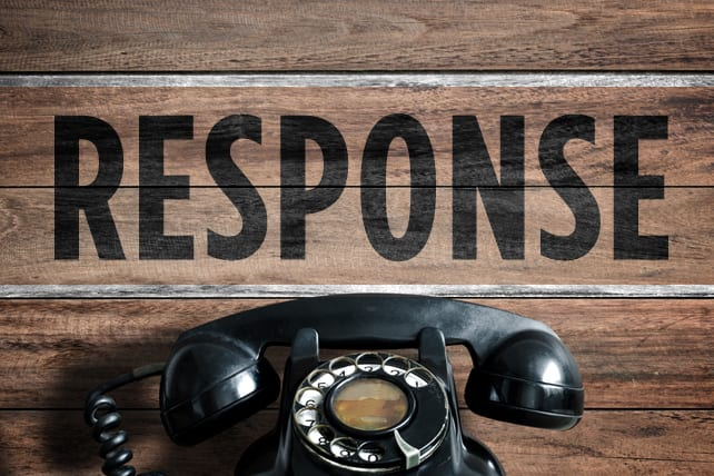 The Way a Leader is Expected to Respond – Determines the Response They Receive