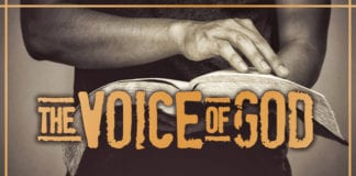 Treat Yourself to the Voice of God
