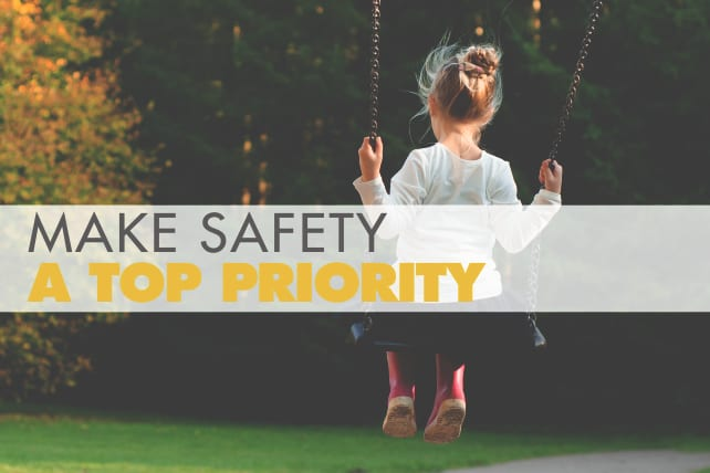 Make Safety a Top Priority