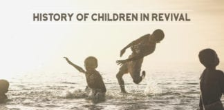 History of Children in Revival