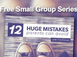 Free resources for small group leaders churchleaders free small group series 12 huge mistakes parents can avoid fandeluxe Image collections