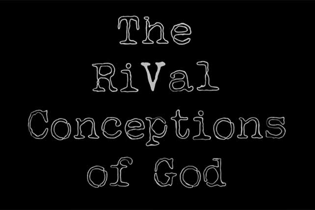 The Rival Conceptions of God by C.S. Lewis Doodle (BBC Talk 6, Mere Christianity Chapter 6)