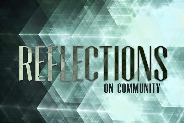 6 Reflections on Community Inspired by Bonhoeffer