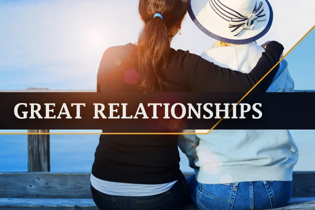 The Four Keys to Creating Great Relationships