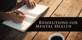 10 Resolutions for Mental Health