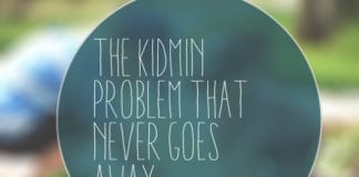 The KidMin Problem That Never Goes Away