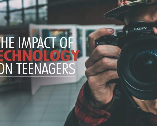 The Impact of Technology on Teenagers