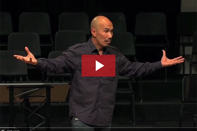 Francis Chan: Give Up Now on Trying to Fake It as a Christian