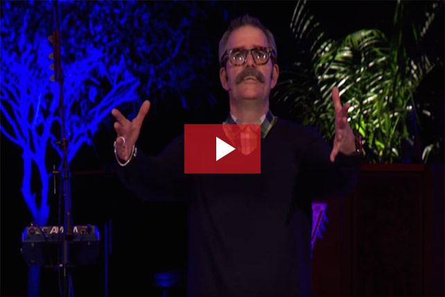 Paul Tripp: Give Up Self-Righteousness If You Want Healthy Relationships