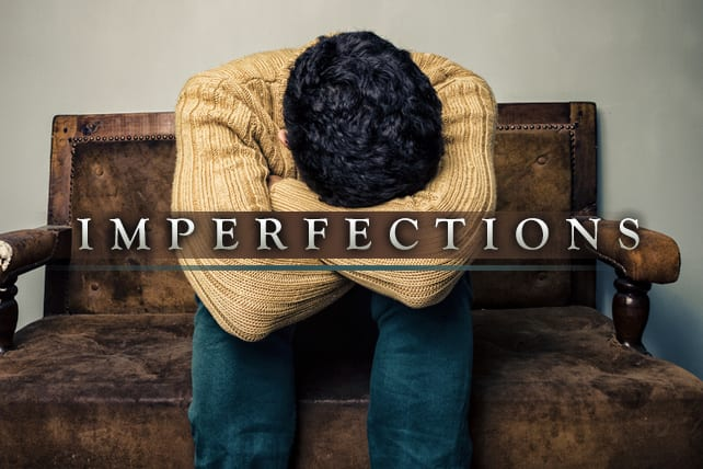 Why We Try to Hide Our Imperfections (And Why We Shouldn't)