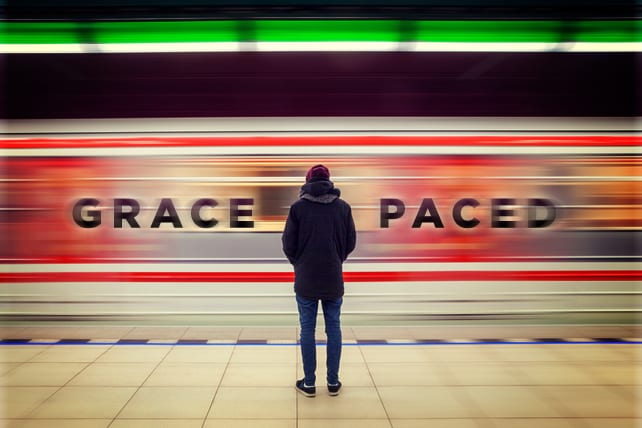 Grace-Paced Living in a Burnout Culture
