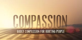 Godly Compassion for Hurting People