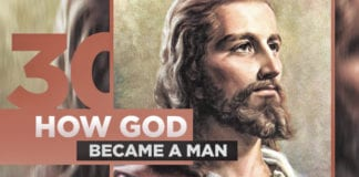 How God Became a Man--What Jesus Did for Thirty Years