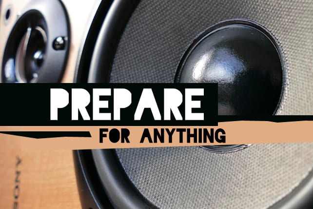 How to Prepare for Anything