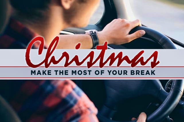 5 Ways to Make the Most of Your Christmas Break