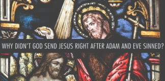 Why Didn't God Send Jesus Right After Adam and Eve Sinned?