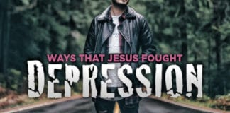 6 Ways Jesus Fought Depression