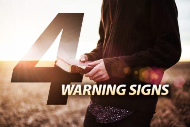 Four Warnings for Your Twenties