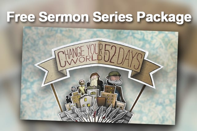 Free Sermon Series Package:
