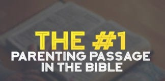 The #1 Parenting Passage in the Bible