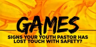 10 Games That Prove Your Youth Pastor Has Totally Lost Touch with Safety