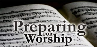 4 Ways to Really Prepare for Worship