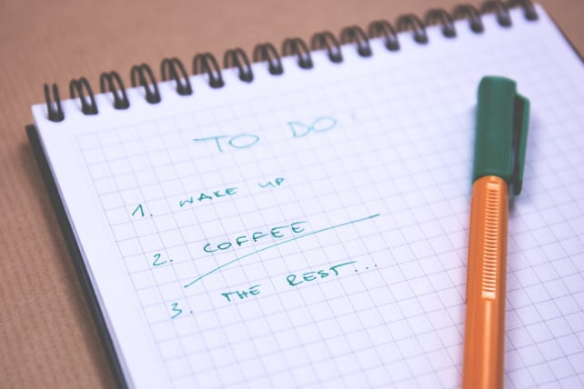 Stop Being Overwhelmed by your To-Do list