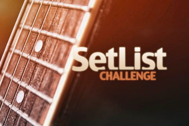 A Set List Challenge for Worship Leaders