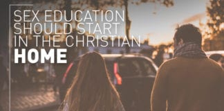 christian sex education