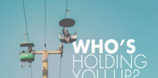 Who's Holding You Up?