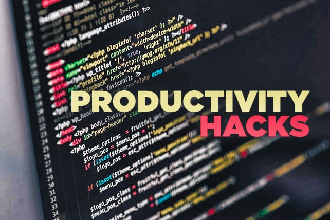 9 Little Productivity Hacks That Deliver Way More Than You Think